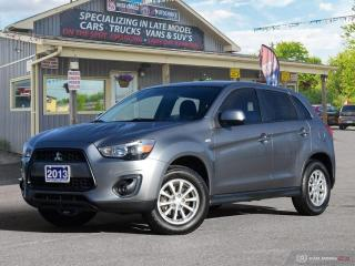 Used 2013 Mitsubishi RVR SE,AWD,LOW KMS,B.TOOTH,HEATED SEATS for sale in Orillia, ON
