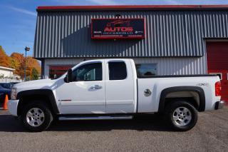 Used 2008 Chevrolet Silverado 1500 LT VORTEC MAX 6.0L 4X4 ATTACHE FIFTH WHEEL 202 000 for sale in Lévis, QC