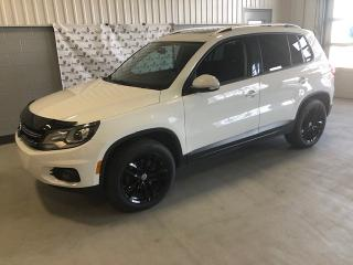 Used 2014 Volkswagen Tiguan COMFORTLINE 4MOTION (64$ PAR SEM.)* for sale in Chicoutimi, QC
