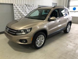Used 2016 Volkswagen Tiguan SE 4MOTION (70$ PAR SEM)* for sale in Chicoutimi, QC
