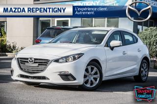 Used 2015 Mazda MAZDA3 4dr HB Sport Auto GX for sale in Repentigny, QC