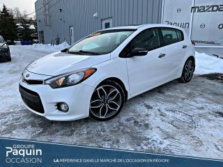 Used 2014 Kia Forte5 SX Un propriétaire! for sale in Rouyn-Noranda, QC