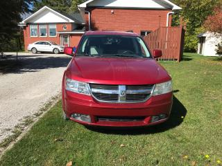 Used 2009 Dodge Journey SXT for sale in Oro Medonte, ON