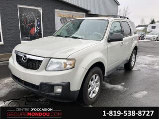 Used 2009 Mazda Tribute Traction intégrale, V6, boîte automatiqu for sale in St-Georges-de-Champlain, QC
