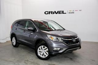 Used 2016 Honda CR-V SE 5 portes TI for sale in Montréal, QC