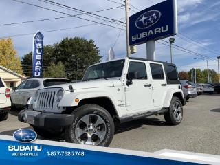 Used 2017 Jeep Wrangler Jeep Wrangler Unlimited 2017 for sale in Victoriaville, QC