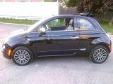 2012 Fiat 500 Gucci Cabriolet
