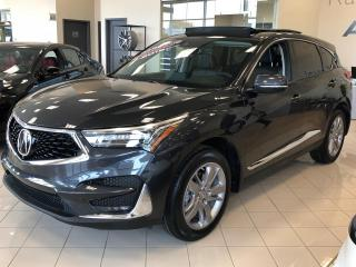 Used 2019 Acura RDX Platinum Élite for sale in Laval, QC