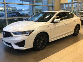 Used 2019 Acura ILX A-Spec TECH for sale in Laval, QC