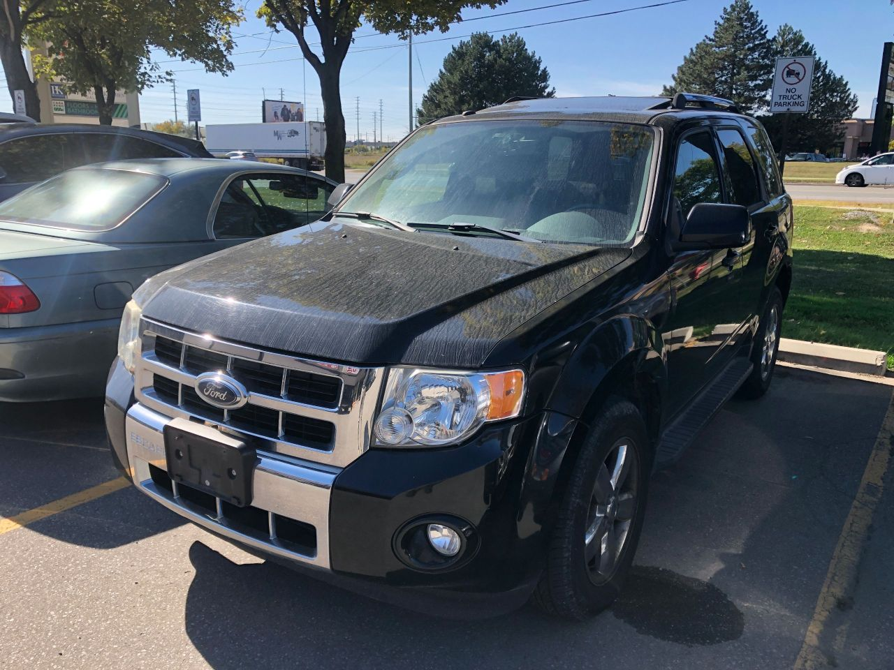 2009 Ford Escape Limited 4WD, Leather, Roof, Bluetooth