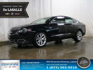 Used 2019 Chevrolet Impala Premier V6 / Toit for sale in Lasalle, QC