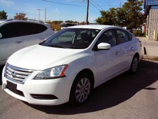 Used 2014 Nissan Sentra SV for sale in Georgetown, ON