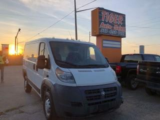 Used 2014 RAM ProMaster 1500**CARGO VAN**ONLY 138KMS**3.6L V6 GAS**CERT for sale in London, ON