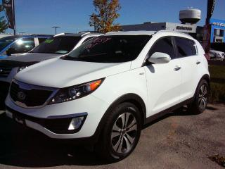 Used 2012 Kia Sportage EX for sale in Georgetown, ON