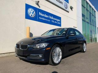 Used 2015 BMW 3 Series 320i xDrive AWD - LEATHER / HEATED SEATS for sale in Edmonton, AB