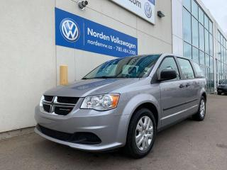 Used 2016 Dodge Grand Caravan CANADA VALUE PACKAGE - PWR PKG! for sale in Edmonton, AB