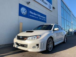 Used 2013 Subaru WRX STI w/ TECH PKG AWD! for sale in Edmonton, AB