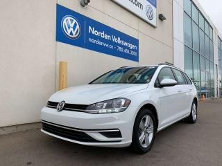 Used 2018 Volkswagen Golf TRENDLINE 4MOTION AWD - HEATED SEATS for sale in Edmonton, AB