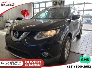 Used 2015 Nissan Rogue *S*AWD*CAMÉRA*AIR*CRUISE* for sale in Québec, QC