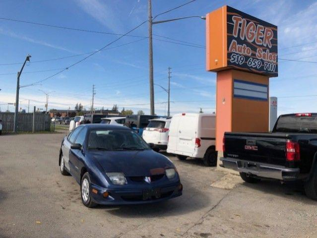 2002 Pontiac Sunfire SL**ONLY 162KMS**4CYLINDER**AUTO**AS IS SPECIAL