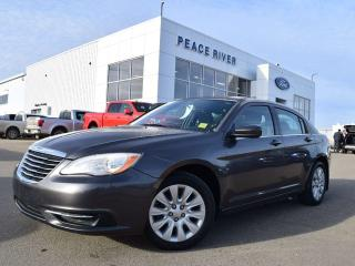 Used 2014 Chrysler 200 LX for sale in Peace River, AB