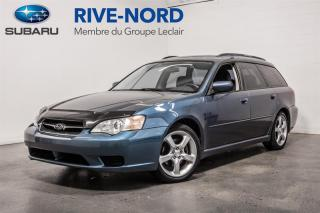 Used 2006 Subaru Legacy Automatique 4x4 full equip for sale in Boisbriand, QC
