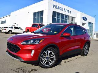 Used 2020 Ford Escape SEL for sale in Peace River, AB