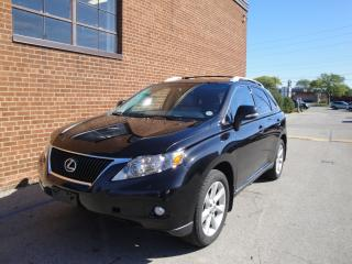 Used 2012 Lexus RX 350 NAVI/CAM/LEATHER/SUNROOF for sale in Oakville, ON