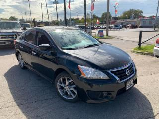 Used 2013 Nissan Sentra SR for sale in London, ON