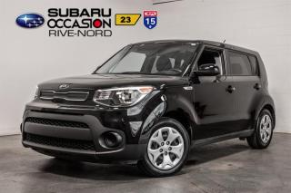 Used 2018 Kia Soul LX BLUETOOTH+A/C+GR.ELECTRIQUE for sale in Boisbriand, QC