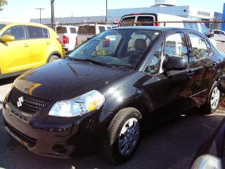 Used 2010 Suzuki SX4 LE for sale in Georgetown, ON