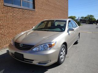 Used 2003 Toyota Camry LE, V6 for sale in Oakville, ON