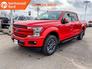 New 2019 Ford F-150 LARIAT 502A, 4X4 Supercrew, 3.5L Ecoboost, Auto Start/Stop, Pre-Collision Assist, Remote Keyless Entry, Reverse Camera System, Navigation for sale in Edmonton, AB