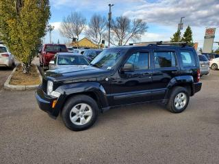 Used 2011 Jeep Liberty SPORT; 4WD, A/C, CRUISE CONTROL AND MORE for sale in Edmonton, AB