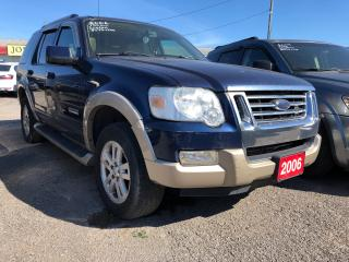 Used 2006 Ford Explorer Eddie Bauer for sale in Pickering, ON