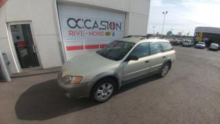 Used 2005 Subaru Outback Automatique full equip AWD for sale in Boisbriand, QC