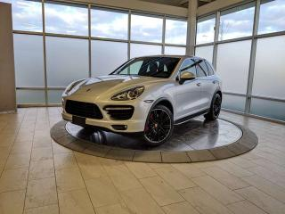 Used 2011 Porsche Cayenne Turbo for sale in Edmonton, AB