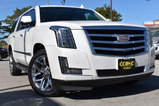 Used 2016 Cadillac Escalade ESV Premium Collection for sale in Oakville, ON
