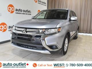 Used 2017 Mitsubishi Outlander AWD, 2.4, I4, CVT, Heated Seats, Backup Camera, Bluetooth for sale in Edmonton, AB