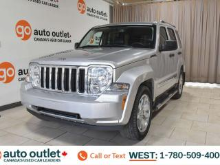 Used 2012 Jeep Liberty 4WD, Limited, 3.7, V6, Sunroof, Nav, Leather, Cruise for sale in Edmonton, AB