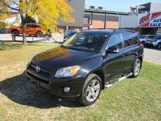 Used 2009 Toyota RAV4 Sport ~ LEATHER ~ ROOF ~ ALLOY RIMS for sale in Toronto, ON
