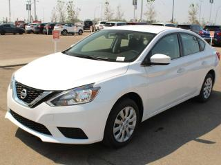 Used 2019 Nissan Sentra S BACK UP CAMERA PUSH START BLUETOOTH for sale in Edmonton, AB