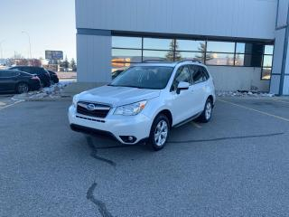 Used 2015 Subaru Forester TOURING for sale in Calgary, AB