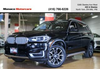 Used 2015 BMW X5 xDrive35i - HEADSUP|NAVI|BACKUP|PANOROOF|SOFTCLOSE for sale in North York, ON