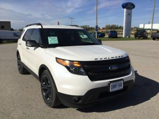 Used 2014 Ford Explorer SPORT | Remote Start for sale in Harriston, ON