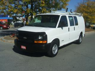 Used 2006 Chevrolet Express 2500  DUAL DOORS for sale in York, ON