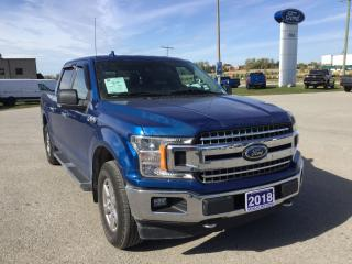 Used 2018 Ford F-150 XLT | 4X4 | Remote Start for sale in Harriston, ON