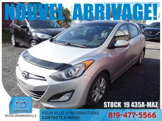 Used 2013 Hyundai Elantra GT GLS|TOITPANO|SIEGCHAUF|MAG|BLUETOOTH| for sale in Drummondville, QC