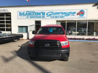 Used 2010 Toyota Tundra for sale in St. Jacobs, ON