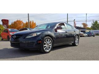 Used 2011 Mazda MAZDA6 *BLUETOOTH*CRUISE*A/C*  33$/SEM for sale in St-Jérôme, QC